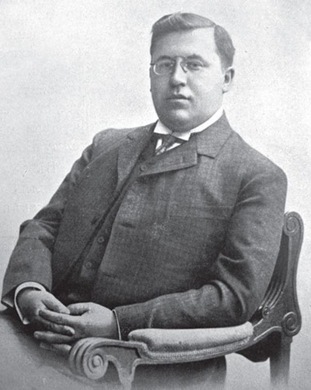 Министр торговли и промышленности Временного правительства Александр Коновалов