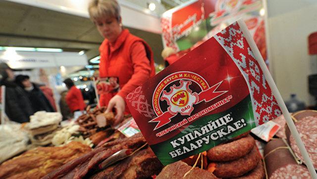 Стоимость белорусских продуктов считают высокой 40% граждан России