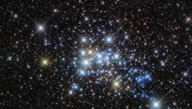 «Хаббл» получил кадры  наибольшей  звезды Млечного Пути