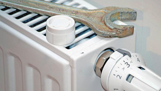 Радиатор отопления. Архивное фото.