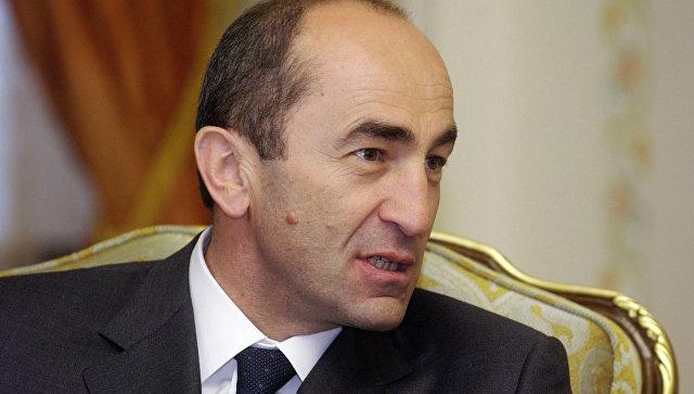 Кочарян считает правильными действия властей во время протестов в 2008 году