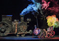 Спектакль Рамона Театра марионеток Резо Габриадзе