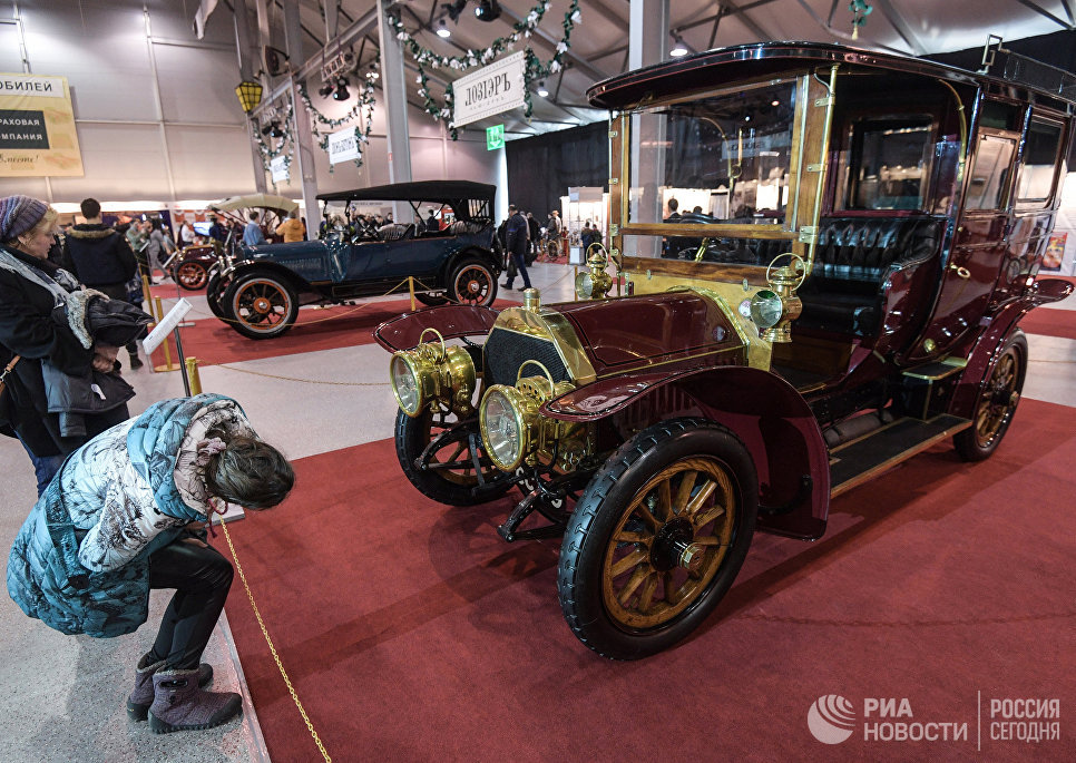 ВМадриде могут запретить ездить настарых автомобилях