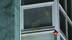 Турки закидали яйцами здание посольства Нидерландов в Анкаре