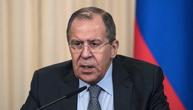 Лавров назвал абсурдными заявления о российской угрозе странам Балтии
