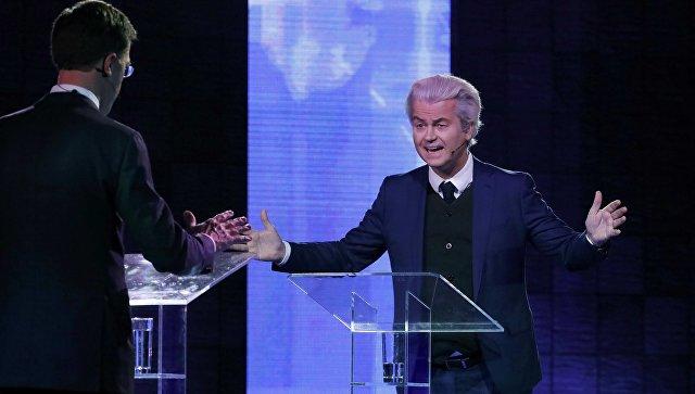 Премьер ответил проигравшим правым— Выборы вНидерландах