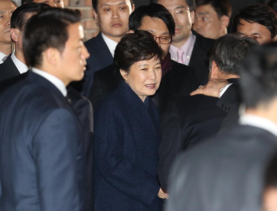 Генпрокуратура Южной Кореи 21марта вызовет надопрос экс-президента
