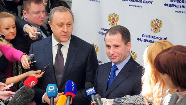 Путин переназначил Радаева главой Саратовской области