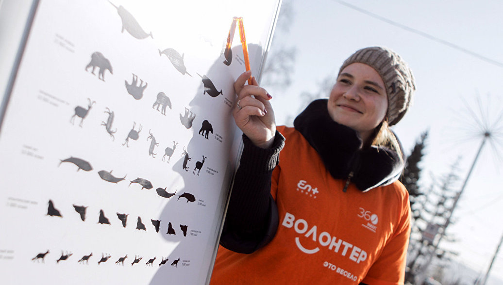 Зрение новосибирцев проверят при помощи животных изКрасной Книги