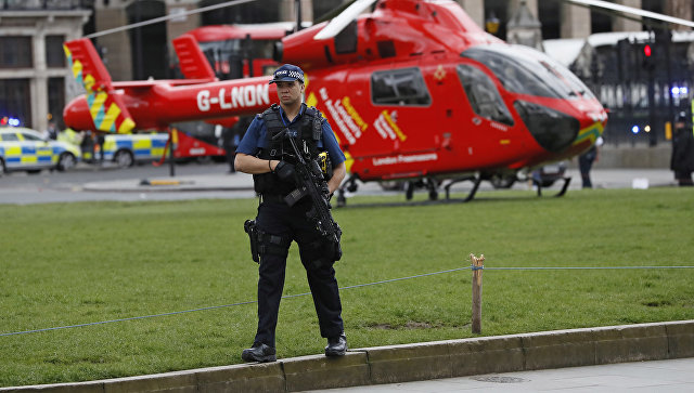 Милиция квалифицировала нападение встолице Англии как теракт