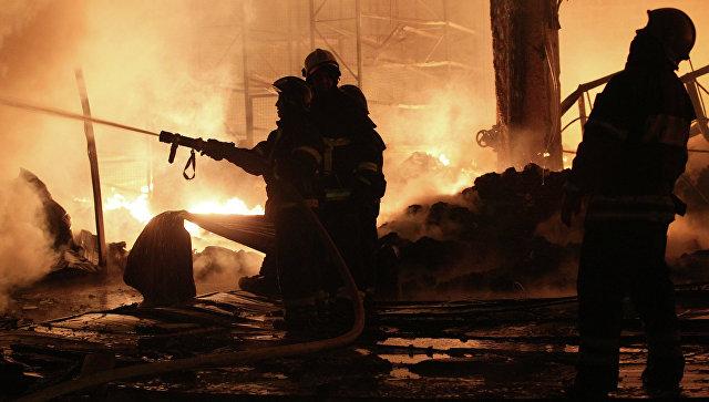 Мощнейший взрыв произошел наскладе боеприпасов вХарьковской области