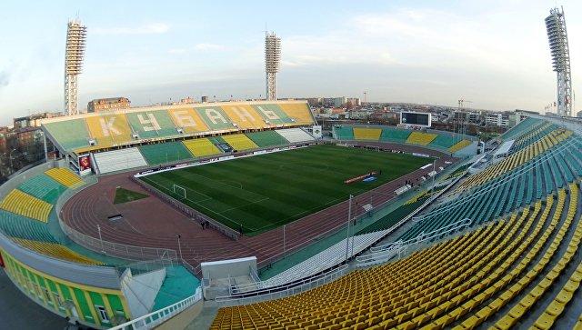 """Вице-губернатор Долуда рассказал о реконструкции стадиона """"Кубань"""""""