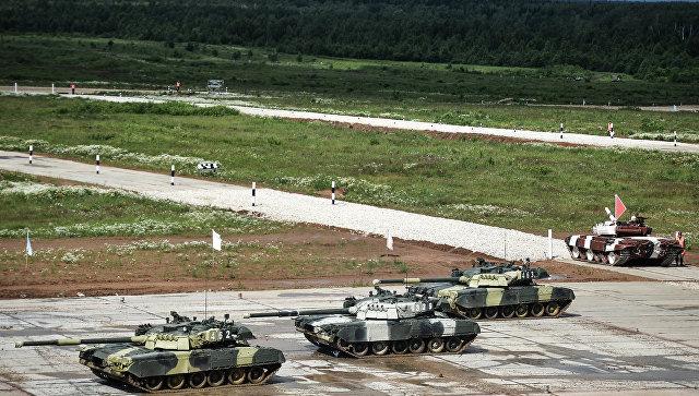 ВПодмосковье началась проверка боеготовности Кантемировской дивизии