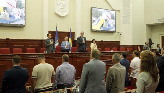 Кличко пригрозил остановкой работы киевского метро из-за долгов