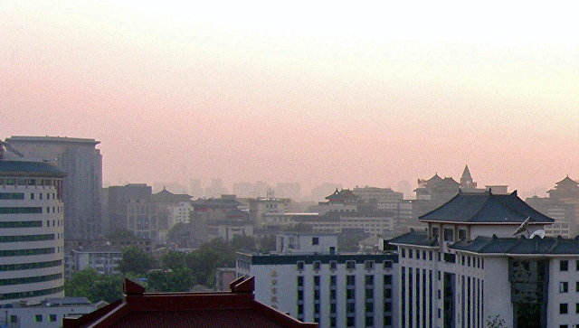 Пекин. Китай. Архивное фото