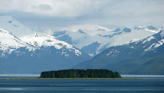 Горы Аляски