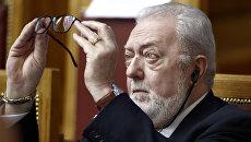Председатель Парламентской ассамблеи Совета Европы Педро Аграмунт. Архивное фото