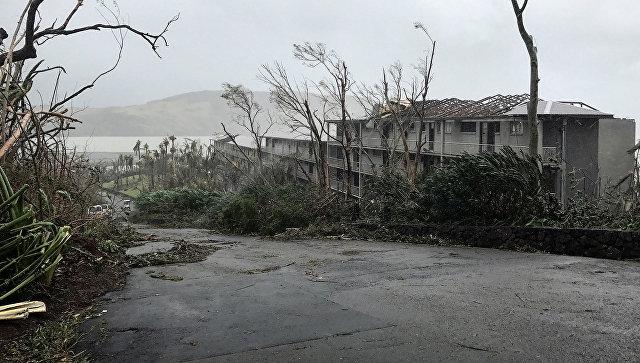 Власти новоиспеченной Зеландии начали ликвидацию последствий циклона «Дебби»