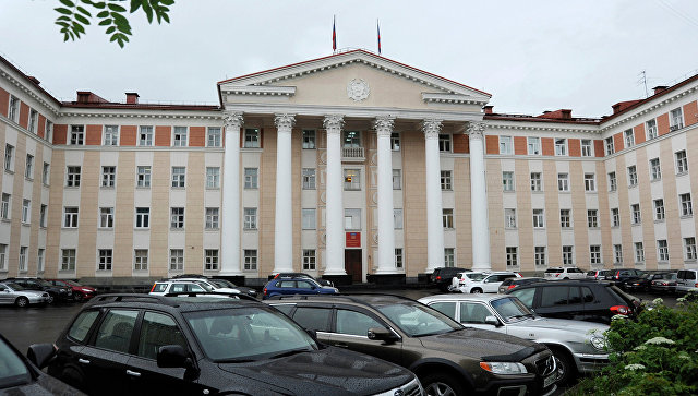 Мурманская областная Дума. Архивное фото