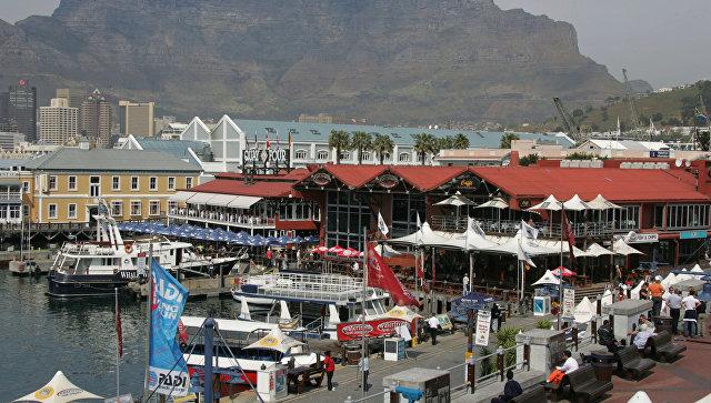 Кейптаун, ЮАР. Архив