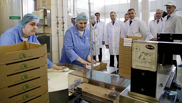 Тульские власти планируют обеспечить рынок местным продовольствием