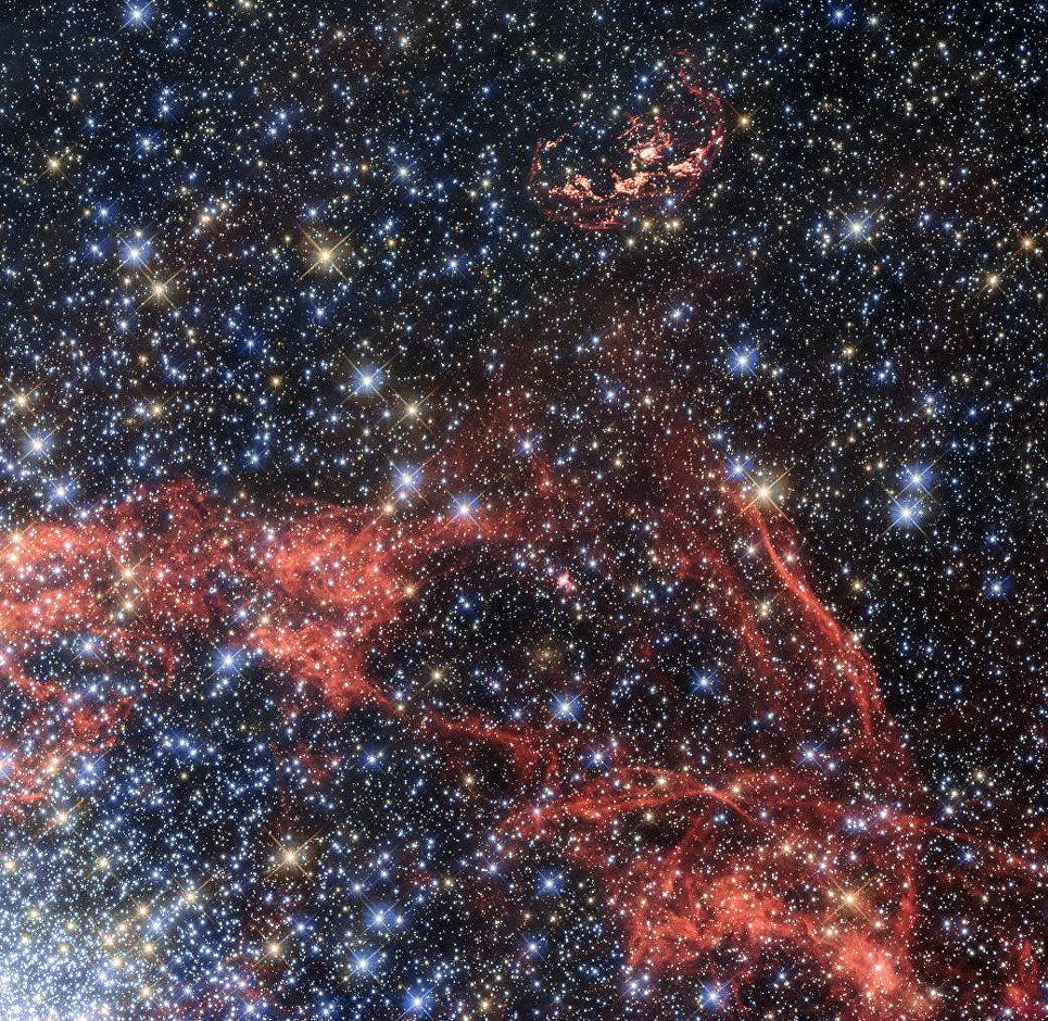 Остаток сверхновой N103B