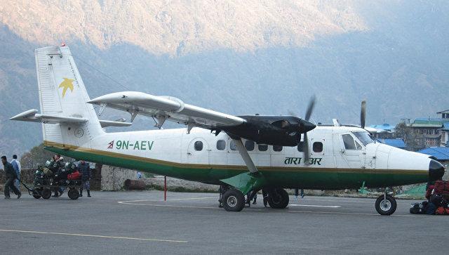Аэропорт встолице Непала остановил работу из-за леопарда навзлётной полосе