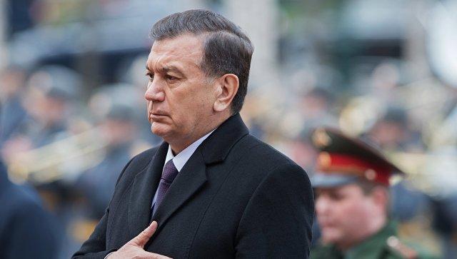Президент Республики Узбекистан Шавкат Мирзиеев. Архивное фото