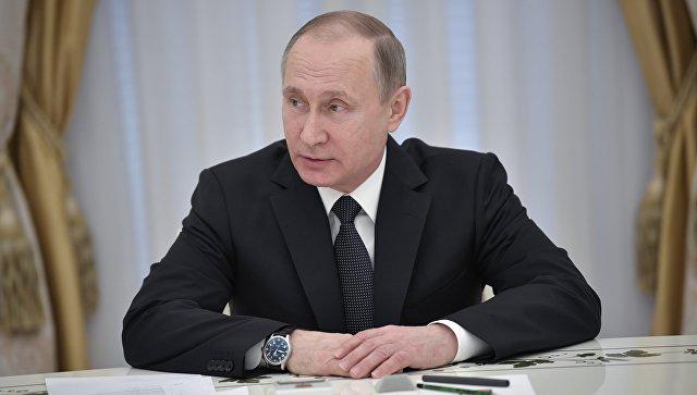 Послание политика Путина Совету по внешней и оборонной политике (СВОП)