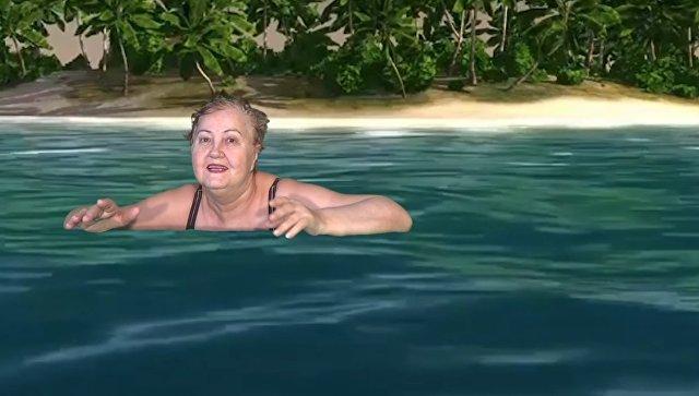 Пенсионерка изХакасии восхитила интернет творческими роликами