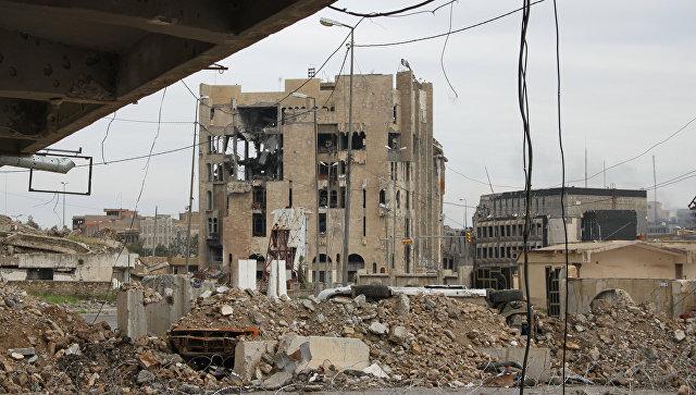 Пентагон изучает обстоятельства гибели военнослужащего в районе Мосула