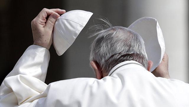 Папа Римский согласился быть посредником в процессе примирения в Мексике