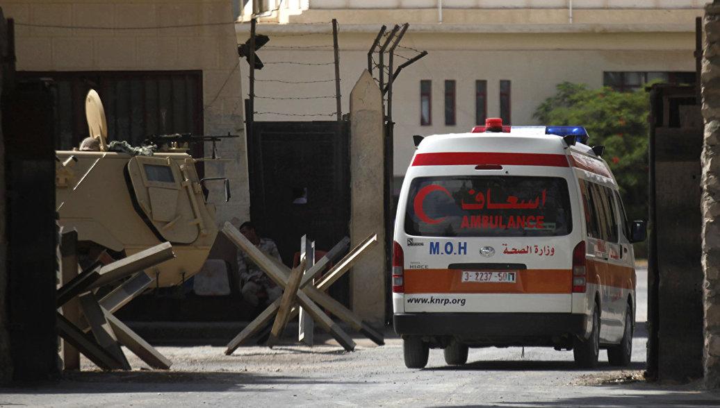 Трое туристов погибли при нападении на отель в египетской Хургаде