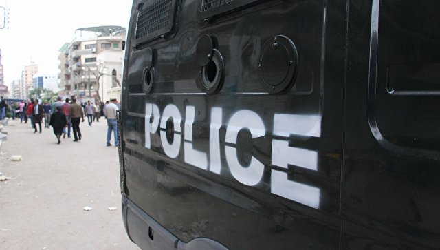 Египетская полиция. Архивное фото