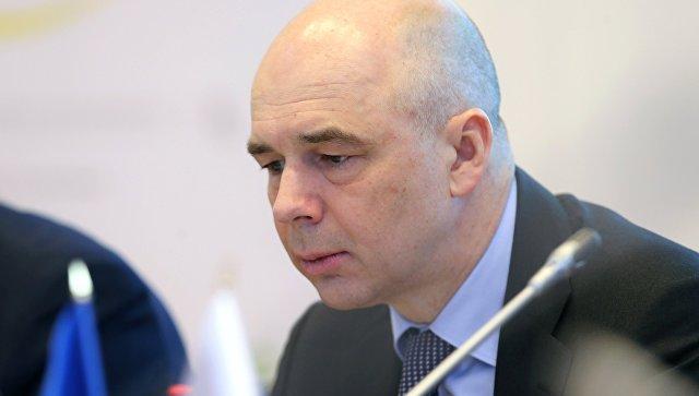 Российская Федерация прорабатывает межгоскредит Беларуссии на $1 млрд для поддержки бюджета,— Антон Силуанов