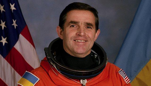 Украинский космонавт Леонид Каденюк. архивное фото