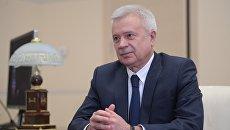 Президент ПАО Лукойл Вагит Алекперов. Архивное фото