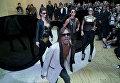 Американский певец Игги Поп на промо-мероприятии бренда Chilli Beans на Неделе моды в Сан-Паулу, Бразилия