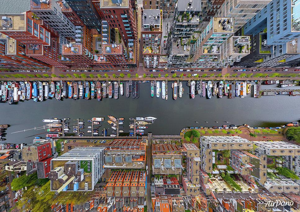 Вестердок, Амстердам, Нидерланды