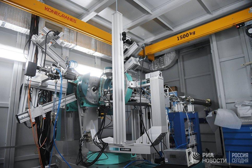 Станция фазочувствительных методов исследования вещества Фаза Курчатовского центра синхротронных исследований