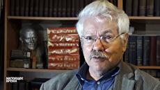Журналист газеты Новый Петербург Николай Андрущенко. Архивное фото