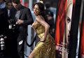 Актриса Розарио Доусон на премьере фильма Наваждение в Лос-Анджелесе