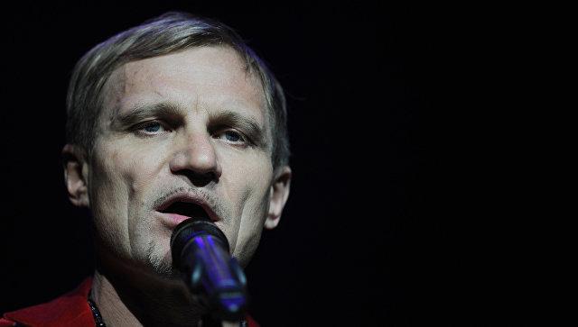 Олег Скрипка. Архивное фото