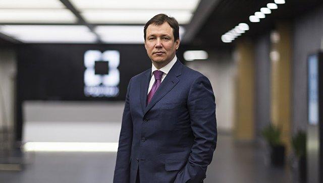 Индустриальный директор кластера Вооружение госкорпорации Ростех Сергей Абрамов