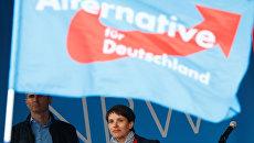 Лидер партии Альтернатива для Германии (Alternative für Deutschland, AfD) Фрауке Петри