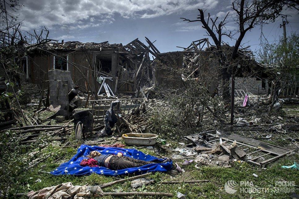 Фотография Валерия Мельникова из серии Черные дни Украины (Black days of Ukraine)