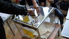 Президентские выборы во Франции. Архивное фото