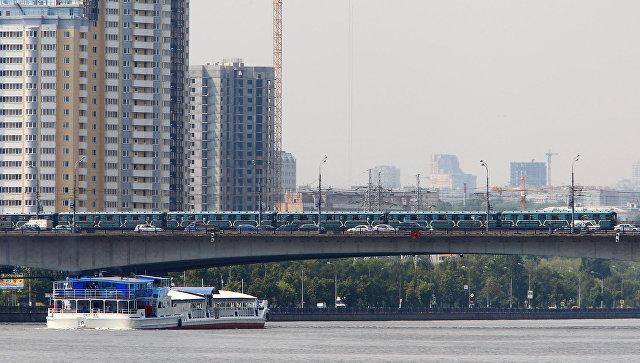 В столицеРФ появятся восемь новых «водных» улиц