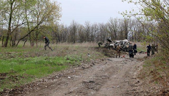 ЛНР: украинские силовики за прошедшие сутки шесть раз нарушили режим тишины