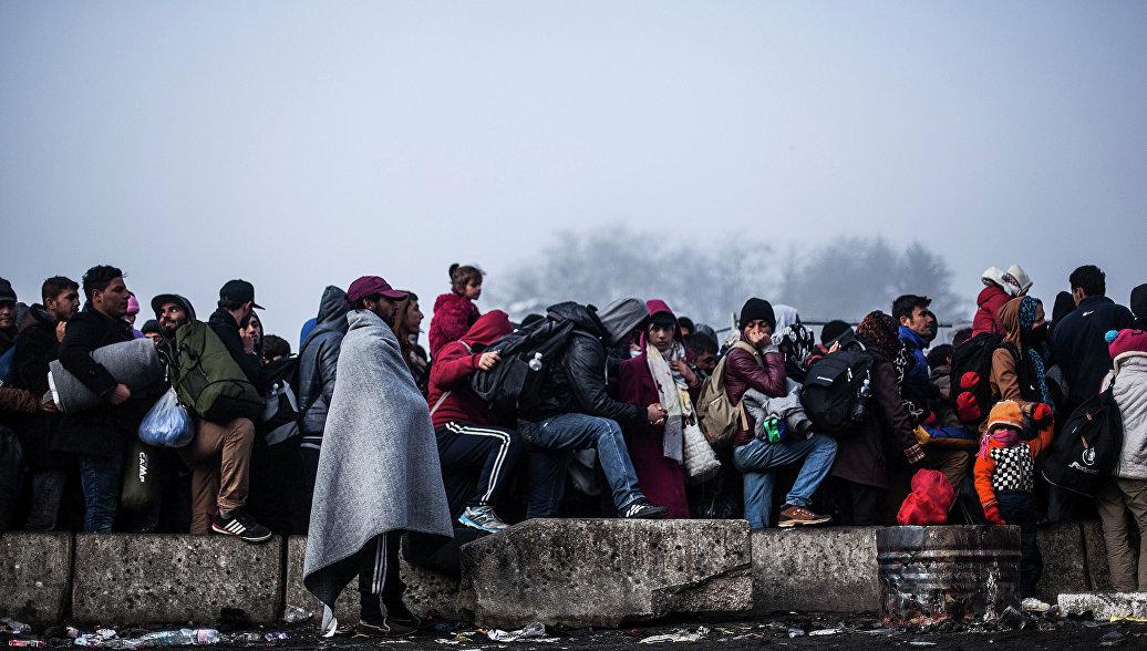 Эстония решает вопрос о принятии первых семи беженцев